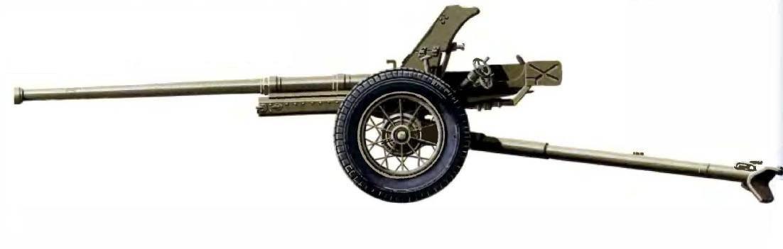 «Сорокопятка» – знаменитая рабочая лошадка Великой войны