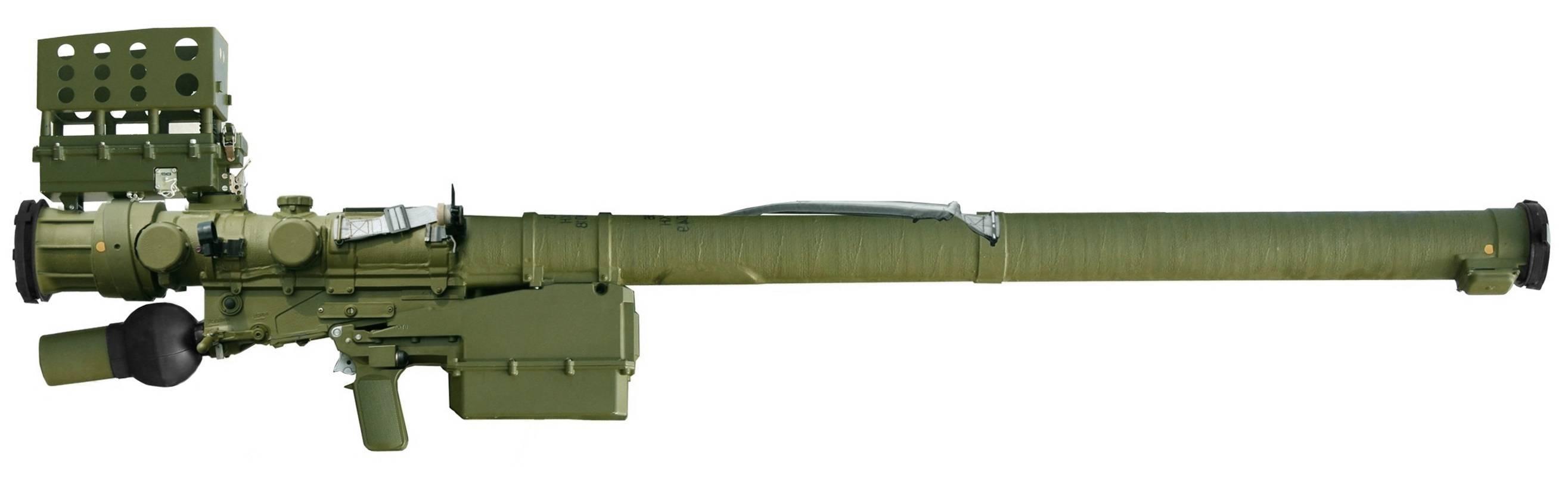 Игла (переносной зенитный ракетный комплекс) — википедия переиздание // wiki 2