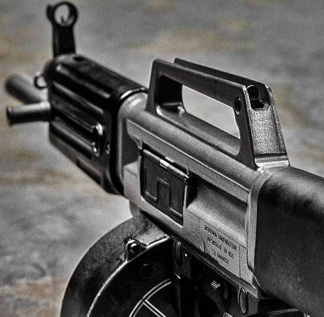 Боевое ружье usas-12