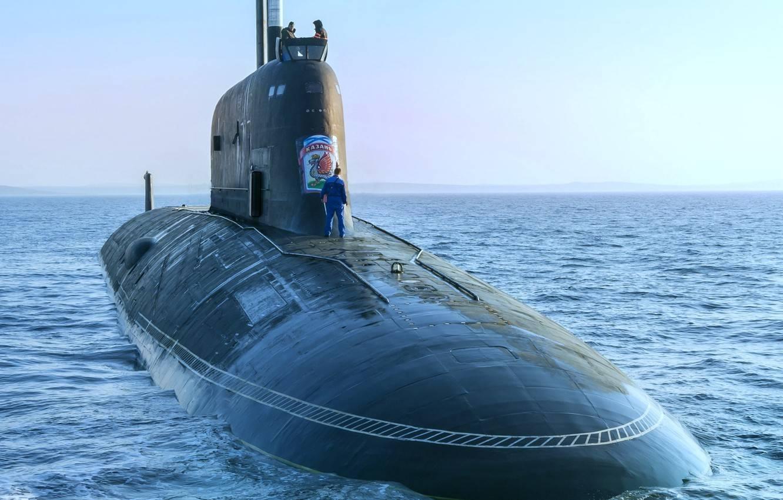 Форменное разнообразие: подводные лодки «ясень» меняют внешний вид