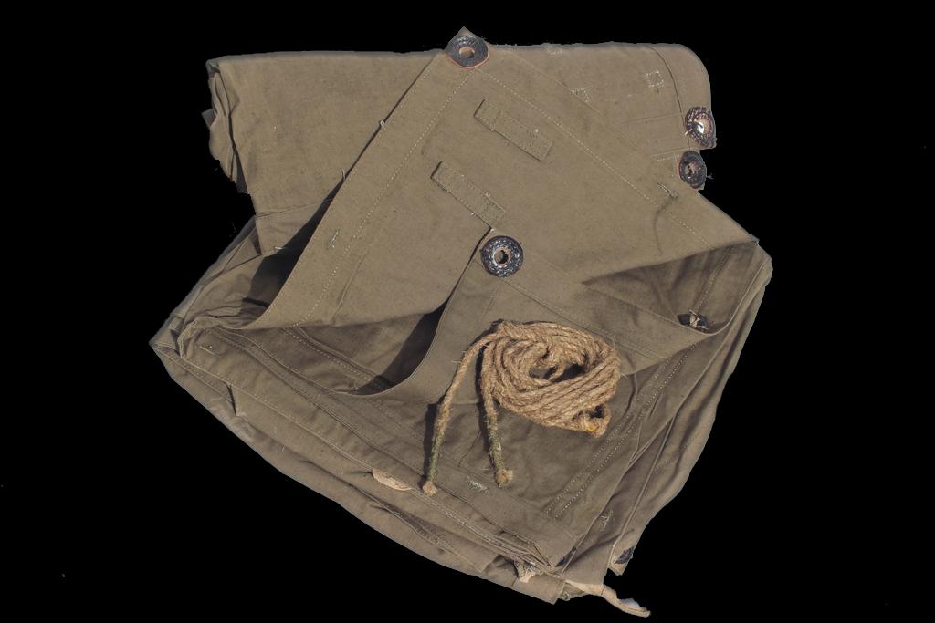 Плащ-палатка: описание и инструкция по применению