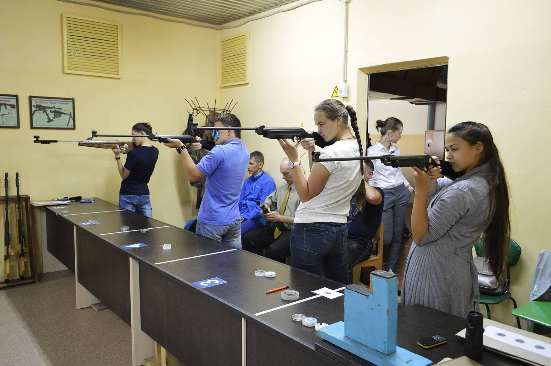 Пулевая стрельба  в москве. секции, спортивные школы и клубы по занятию пулевой стрельбой  в москве