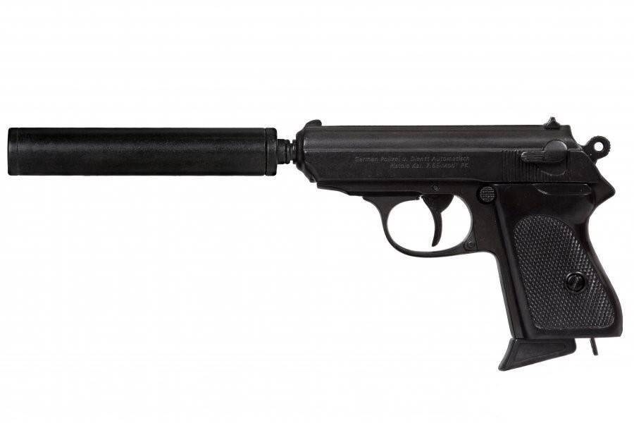 История создания оружия фирмы walther (вальтер),или как umarex (умарекс) купил вальтер