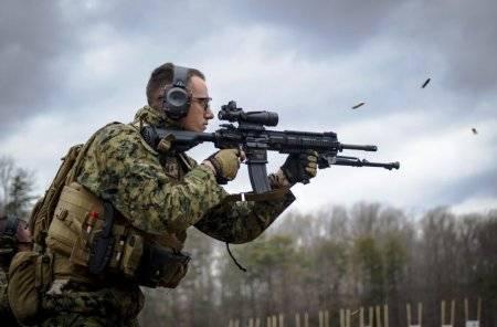 Штурмовая винтовка Heckler und Koch M27 IAR