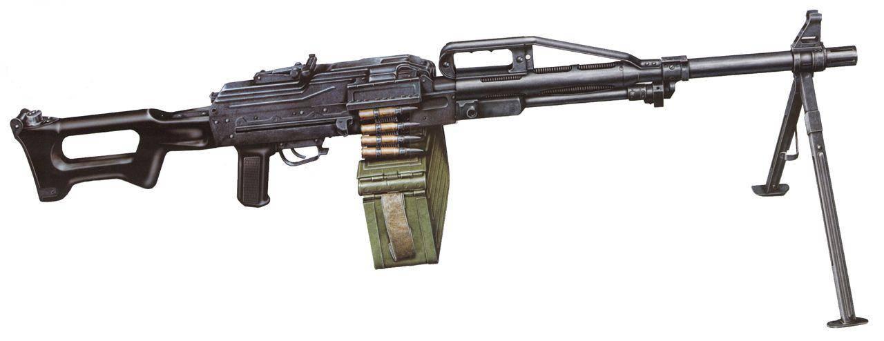 Печенег (пулемёт)
