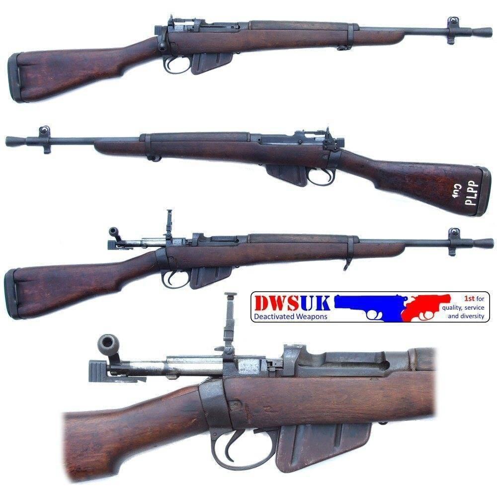 Lee-enfield rifle series
