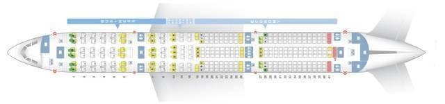 Airbus A350 – воплощение будущего в гражданских авиаперевозках