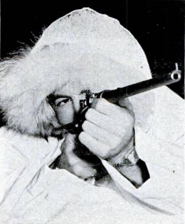 Снайперская винтовка ruger precision rifle
