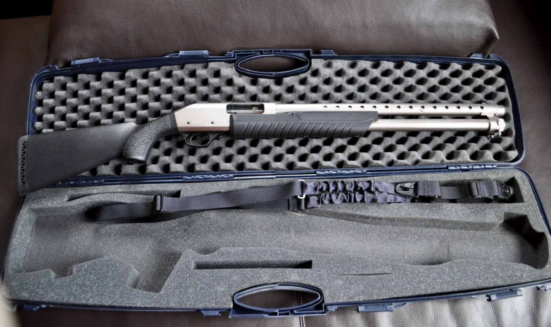 Помповое ружье fabarm sdass composite, tactical, 12 pro forces, telescopic, trainer, обзор обвеса и тюнинга, длина и вес, отзывы владельцев