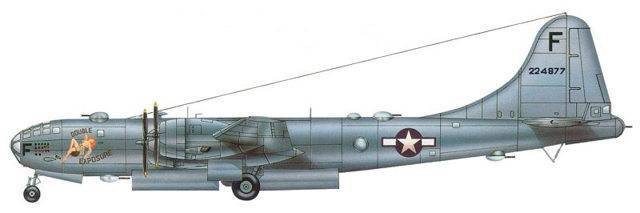 Boeing b-29 superfortress - вики
