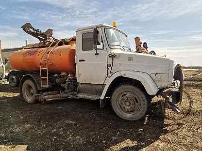 Зил 433432 шасси 6х6 в москве — продажа и лизинг