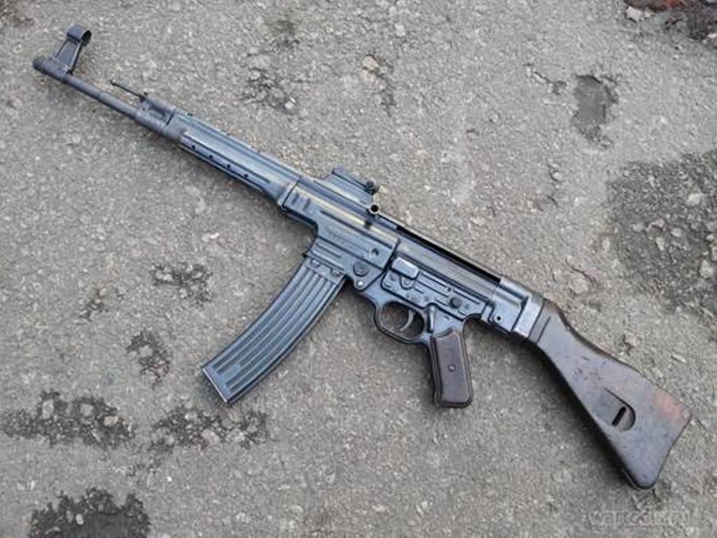 Штурмовая винтовка haenel stg.44