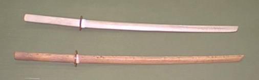 Нагамаки – оружие потомственных самураев