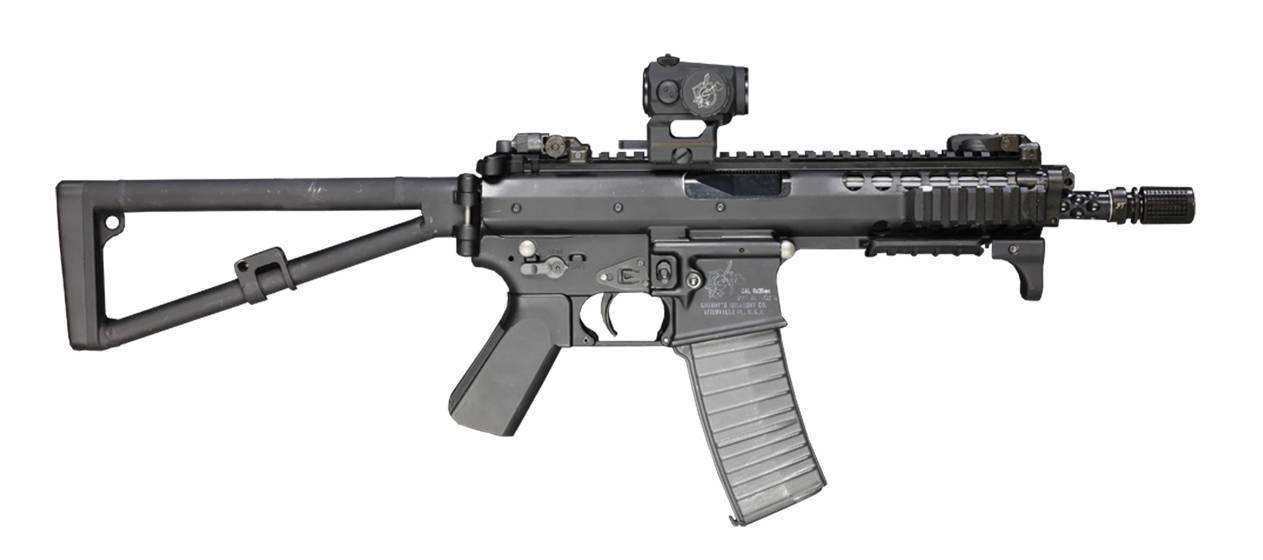 Штурмовая винтовка KAC PDW