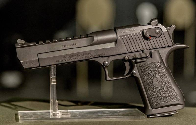 Пистолет desert eagle: фото, описание, полная характеристика