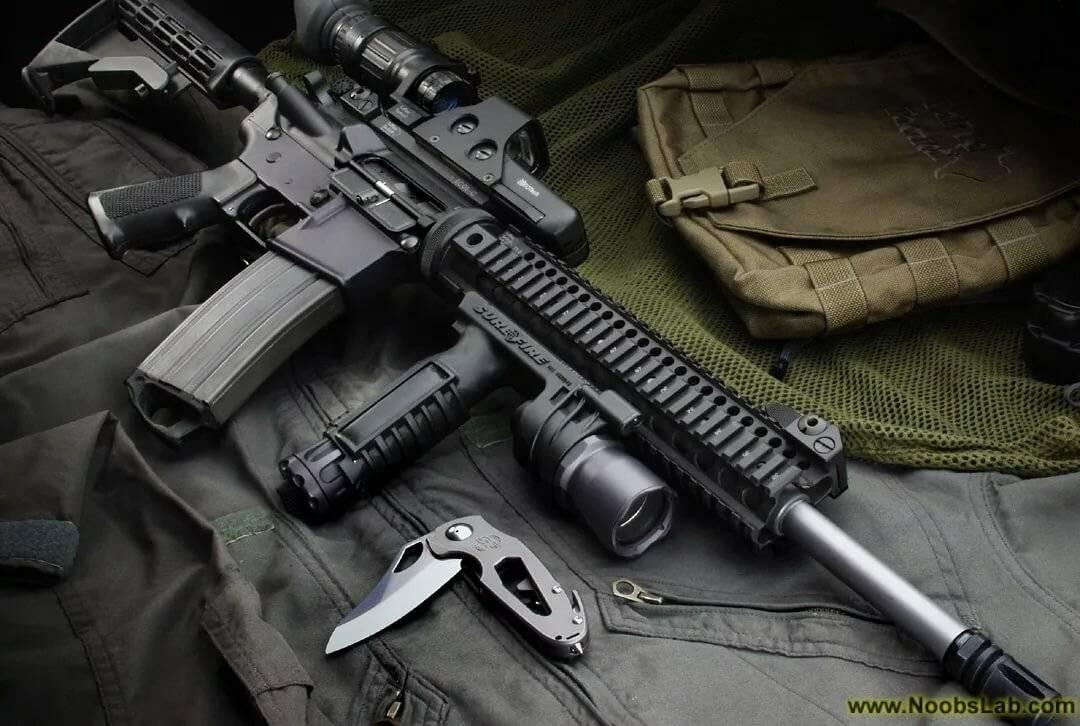 Сша и оружие. как право на защиту превращается в право убивать