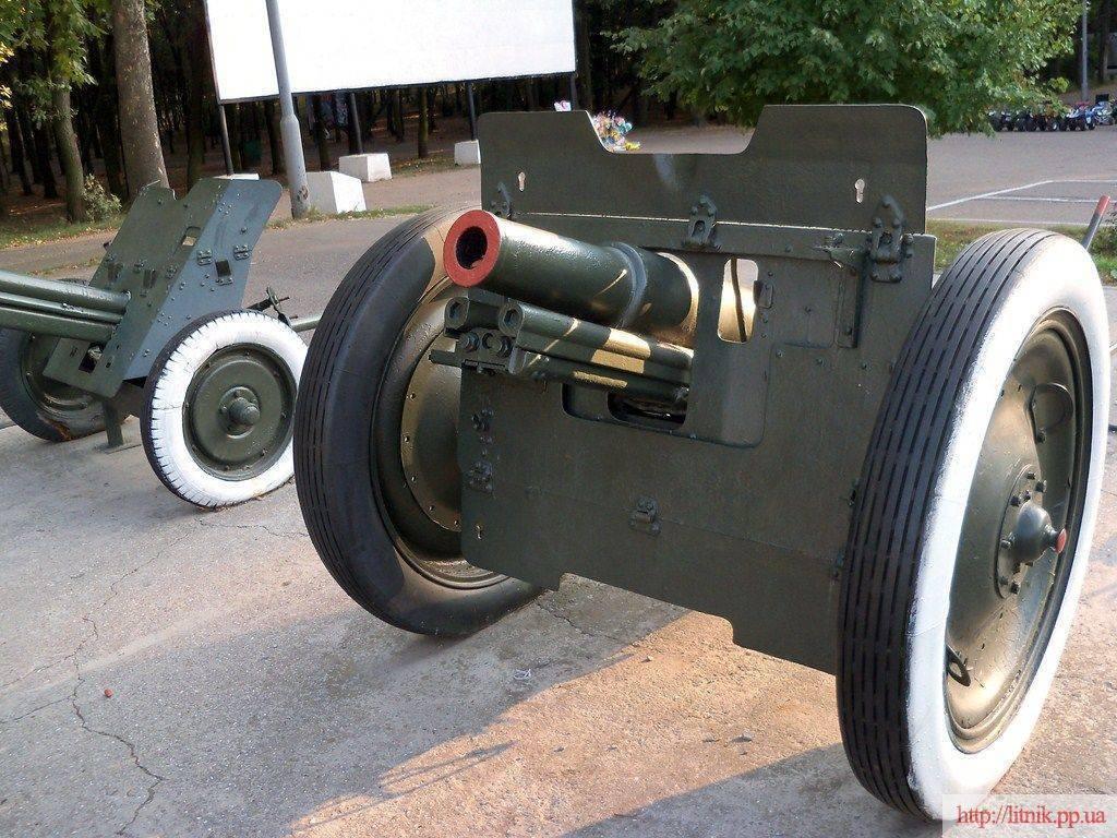 76-мм дивизионная пушка образца 1939 года (усв)