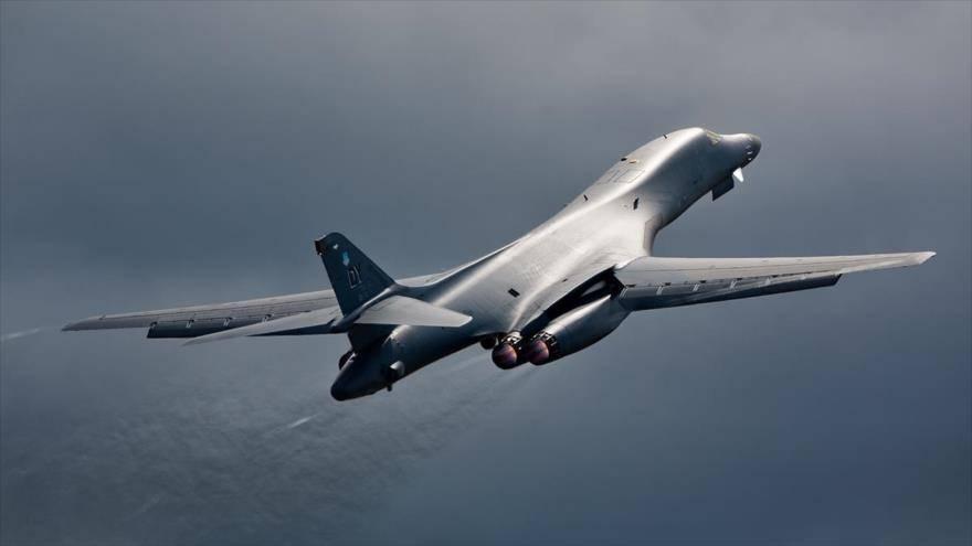 Rockwell b-1 lancer. фото и видео. история и характеристики.