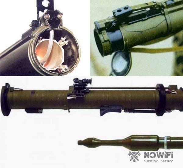 Гранатомет рпг-26 аглень. фото. видео. ттх. устройство