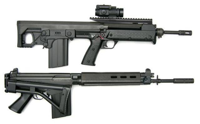 Kel-tec rfb — wikipedia republished // wiki 2