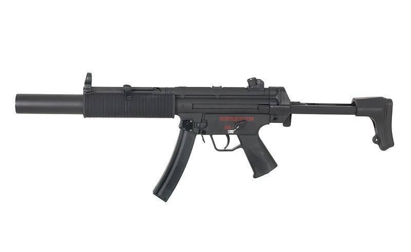 Пистолет-пулемет HK MP5SD