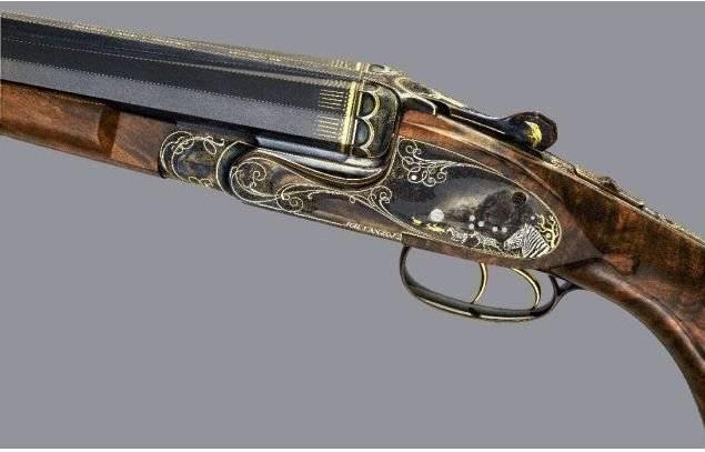 Фитильное ружье, заряжавшееся с дула: история, строение, интересные факты