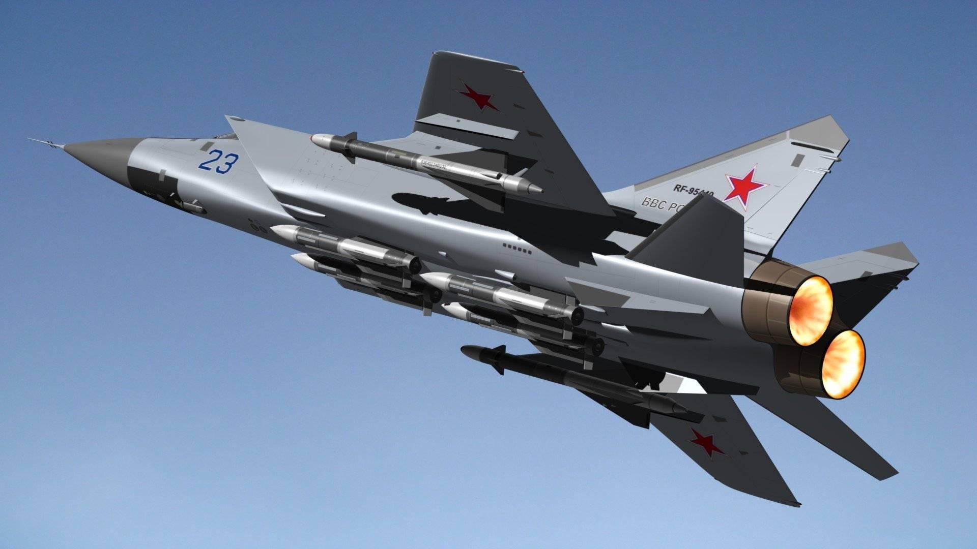 Многоцелевой истребитель МиГ-17