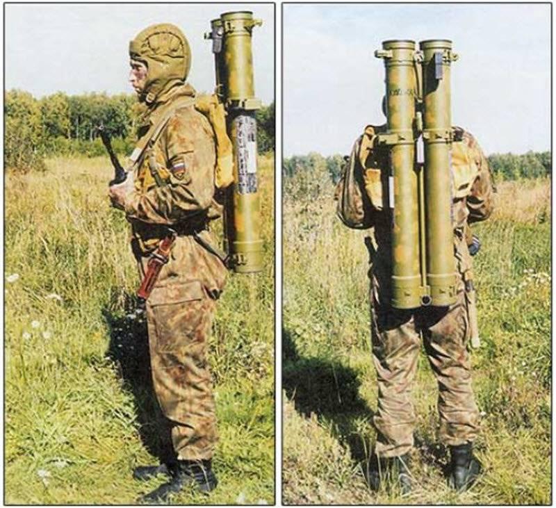 """Реактивный пехотный огнемет рпо-а (""""шмель""""). огнемёт «шмель» и его модификации прицельная дальность стрельбы из рпо а"""