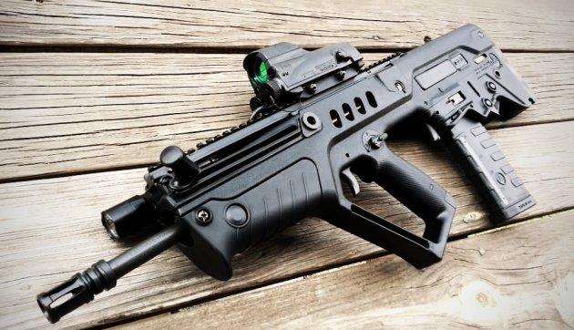Штурмовая винтовка m16