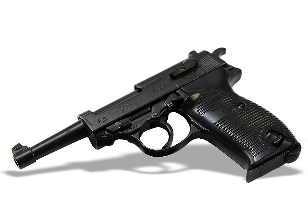 Пистолет Вальтер П38