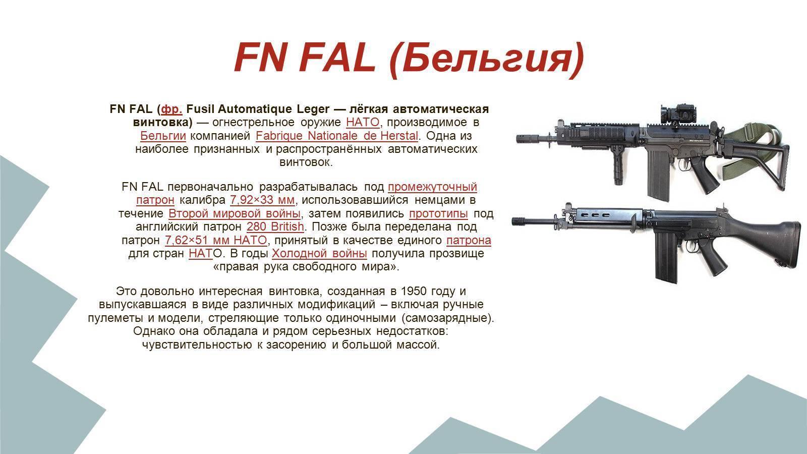 Fn fal — википедия