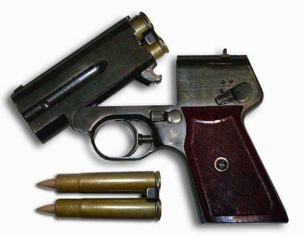 Тип 64 (пистолет) — википедия. что такое тип 64 (пистолет)