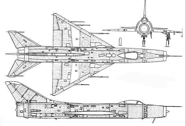 Су-9 – сверхзвуковая «труба» Сухого