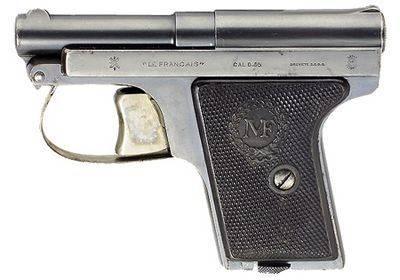 Пистолеты Manufrance Le Francais