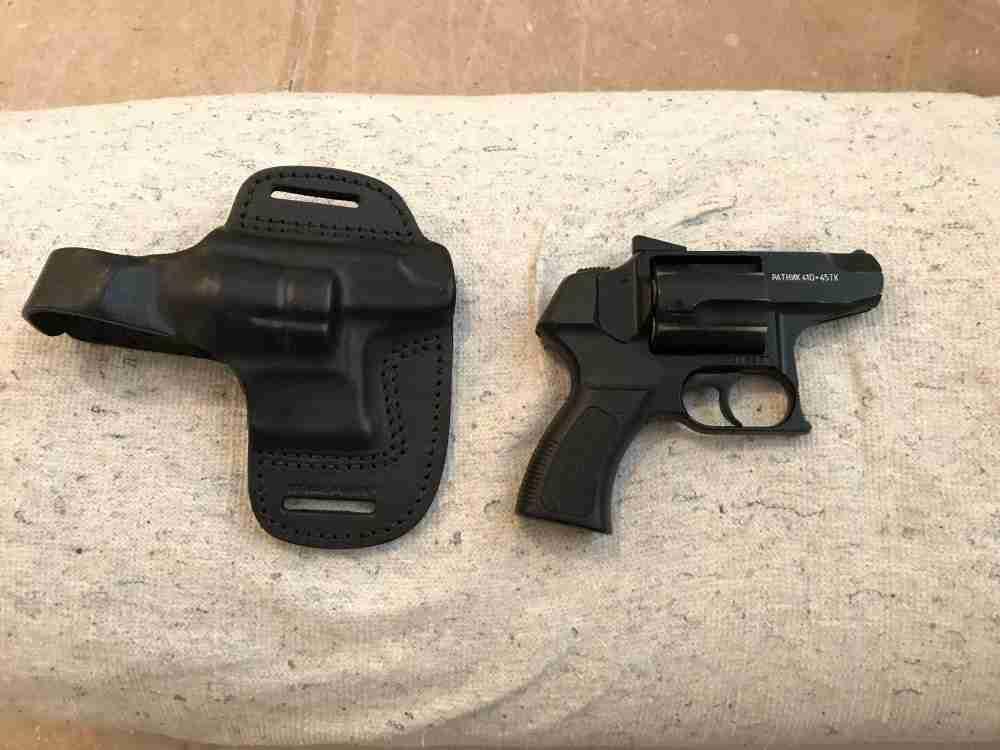 Топ-3 травматических револьвера