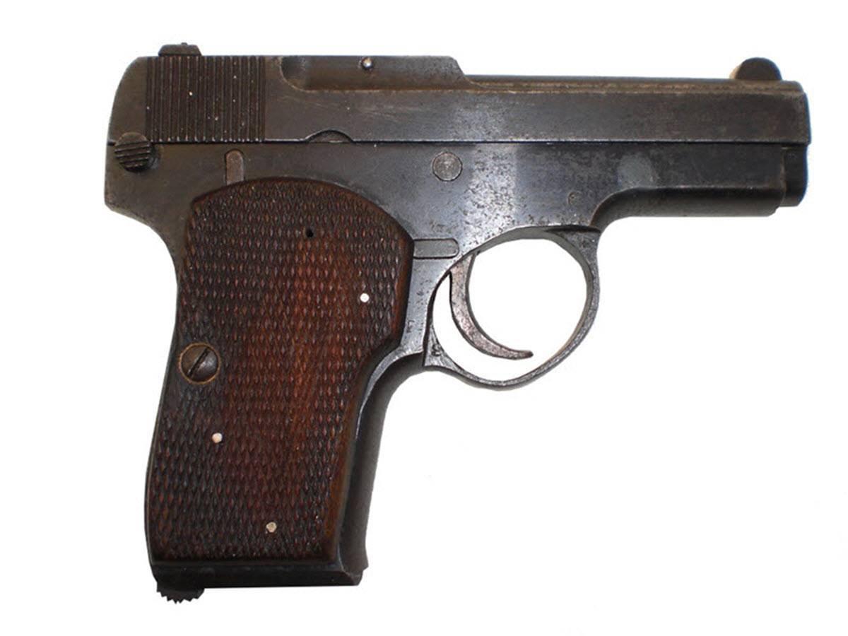 Пистолет коровина тк — характеристики, фото, ттх