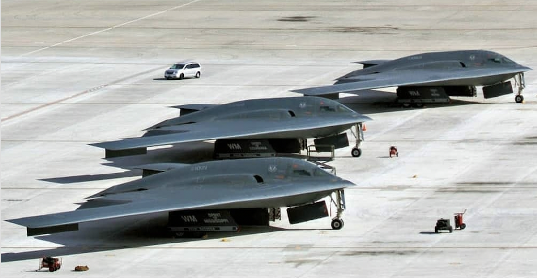 Northrop b-2 spirit — википедия