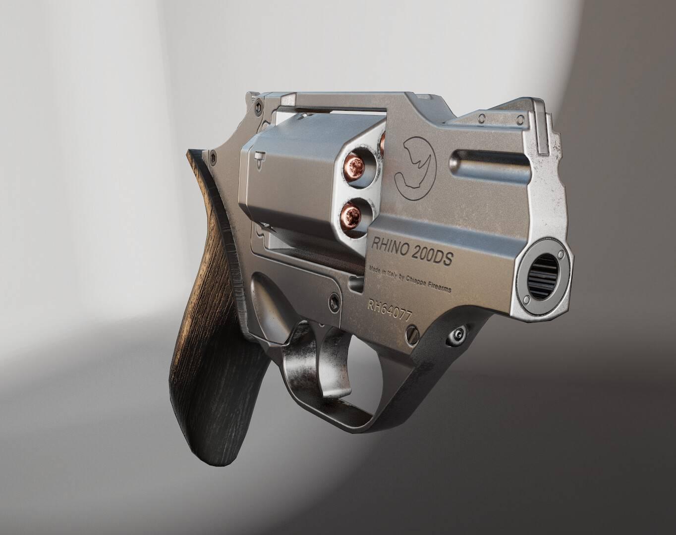 Револьвер Chiappa Rhino 200DS
