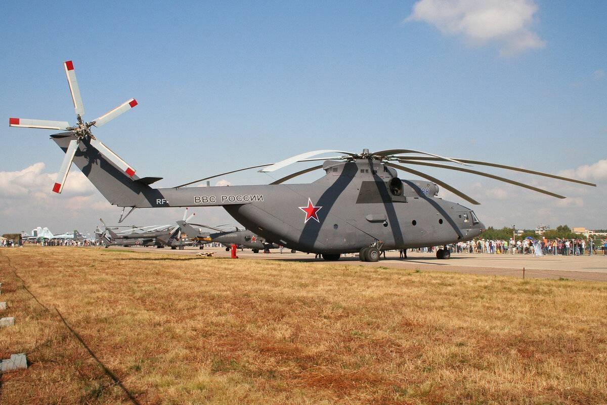 Вертолет ми-26 фото. видео. характеристики. скорость. вес