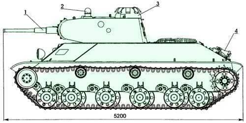 Танковая дуэль т34ипантеры. такого втанковой истории больше небыло (2фото)