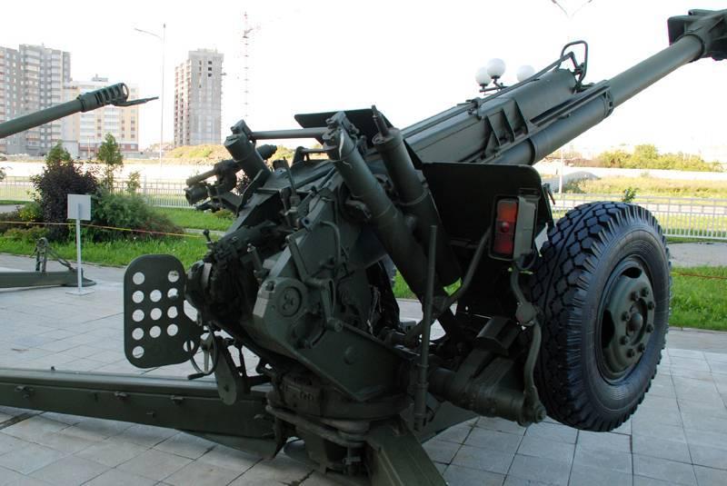 152-мм гаубица 2а61 — википедия переиздание // wiki 2