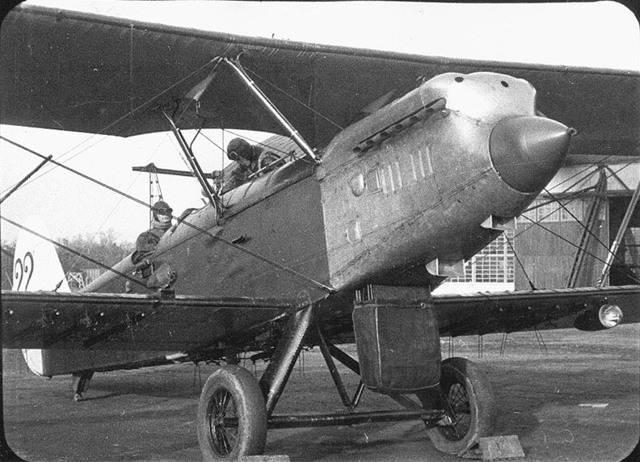 Самолёт-разведчик Р-5 – забытое детище Поликарпова