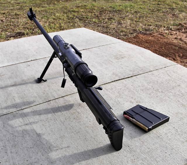 Снайперская винтовка vr1