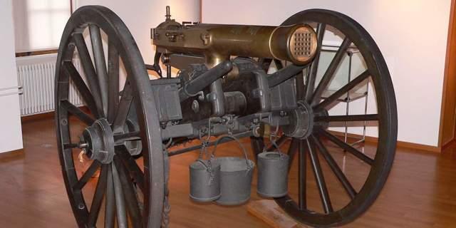 Пулемёт гатлинга – герой вестернов, опередивший время. предыстория современных многоствольных пулемётов с чего все начиналось