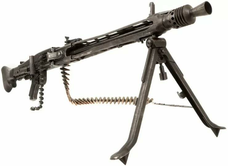 Юрий пономарёв. mg-45 – последний пулемёт третьего райха
