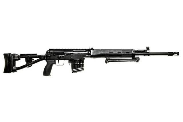 Свд: «калашников» среди снайперских винтовок | русская семерка