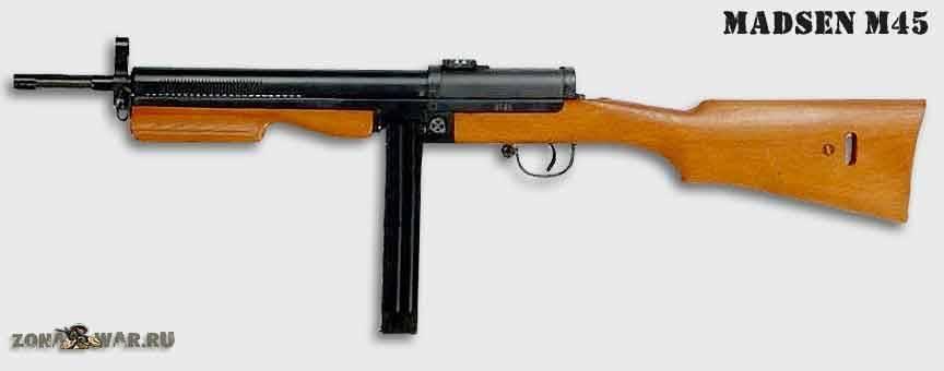 Мадсен (пулемёт) — википедия с видео // wiki 2