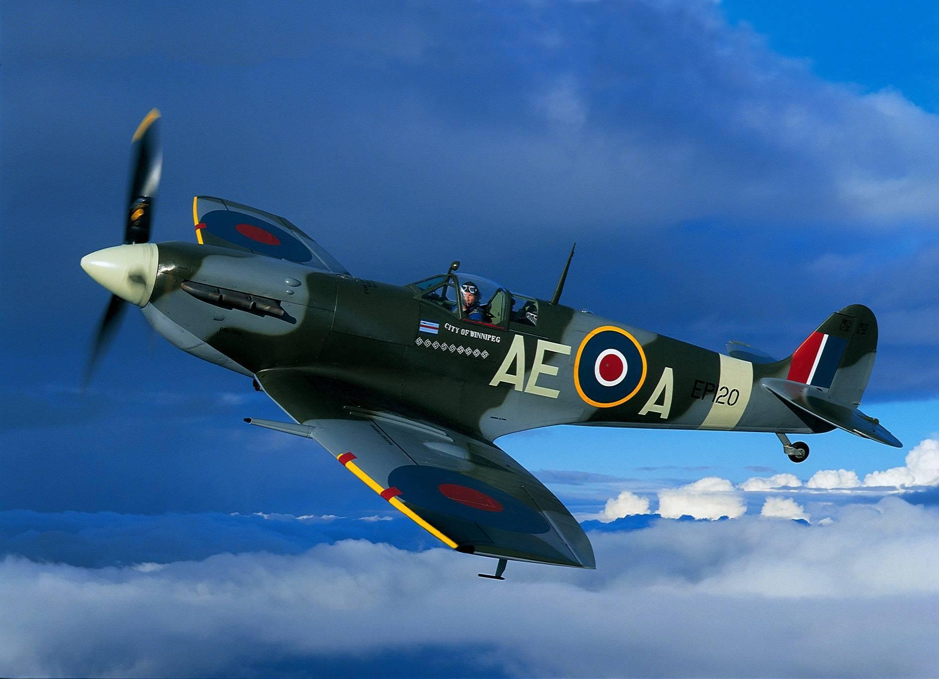 Spitfire mk iib