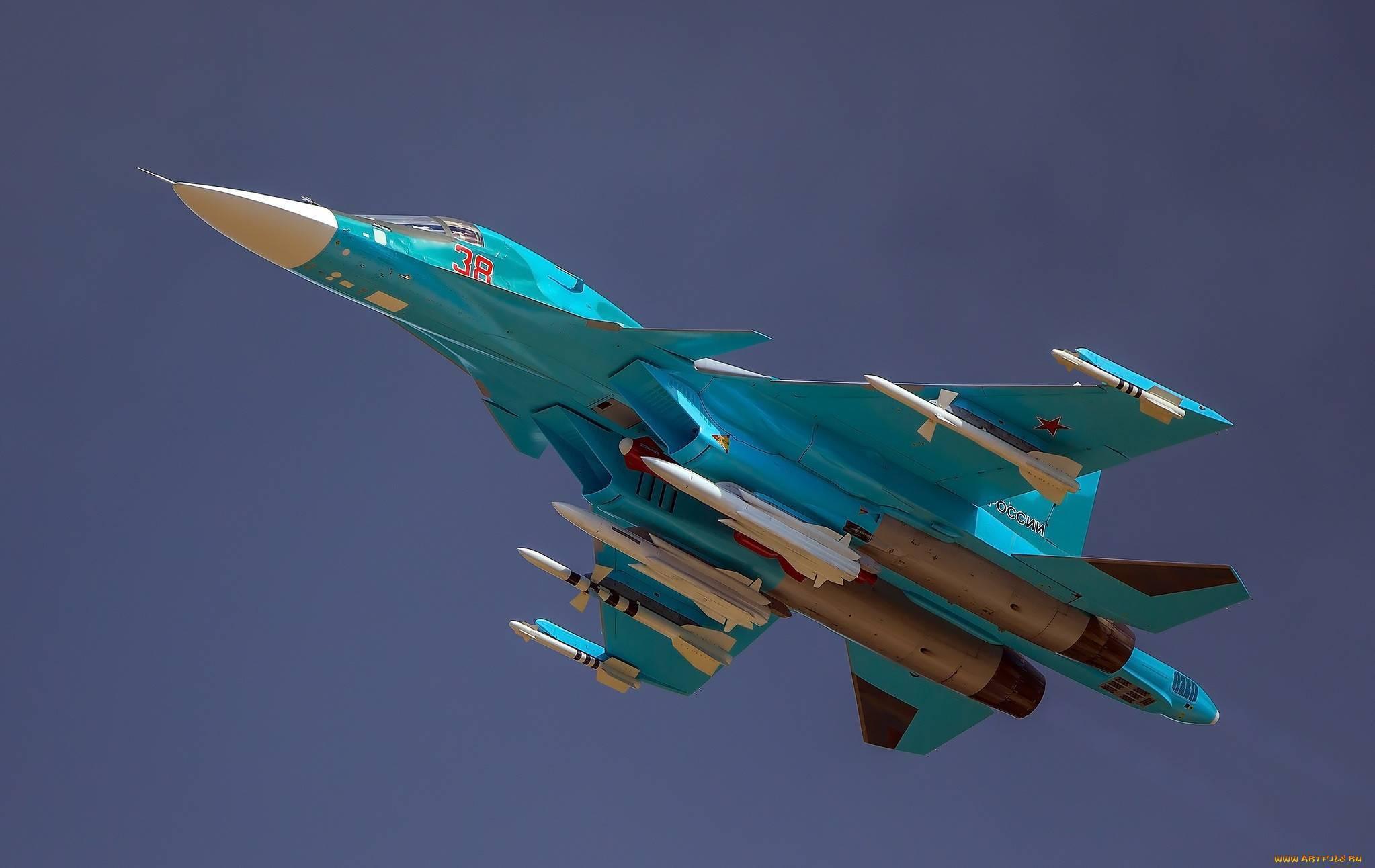 Самолет су-34: описание и технические характеристики. военные самолеты