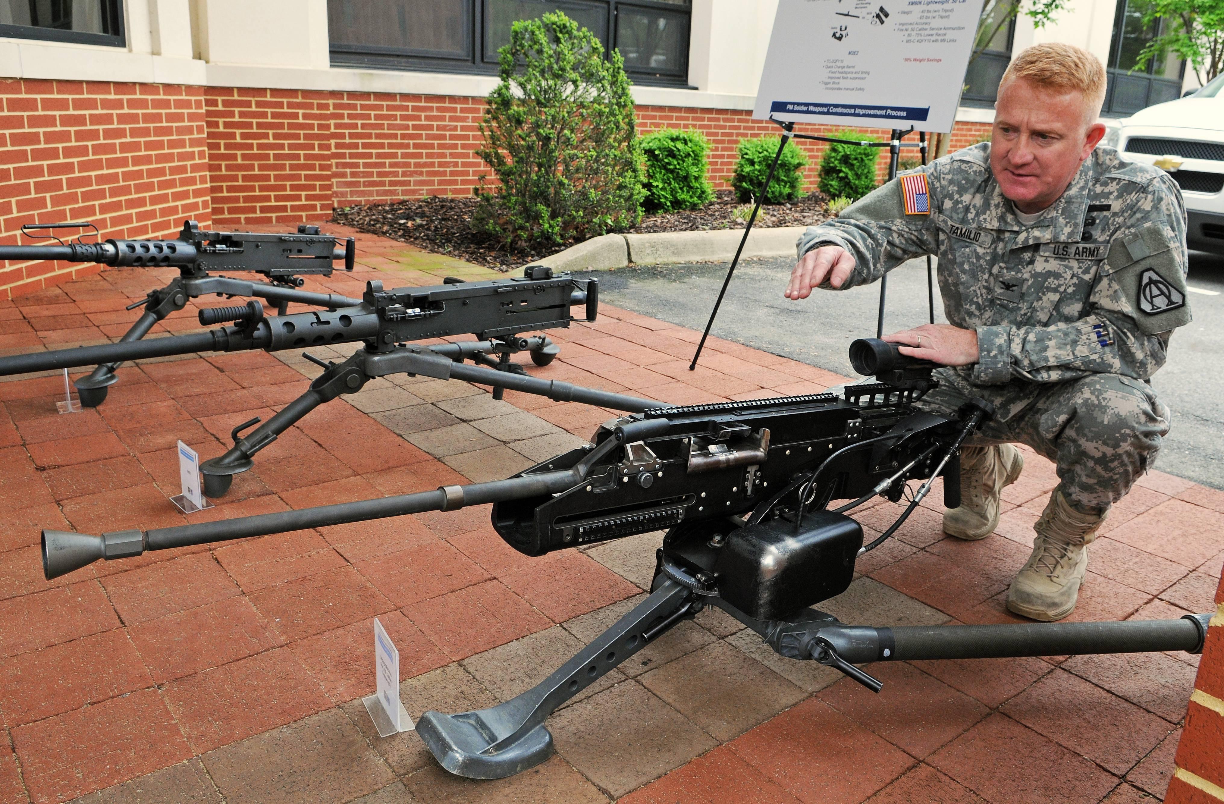 Пулемёт Browning M2